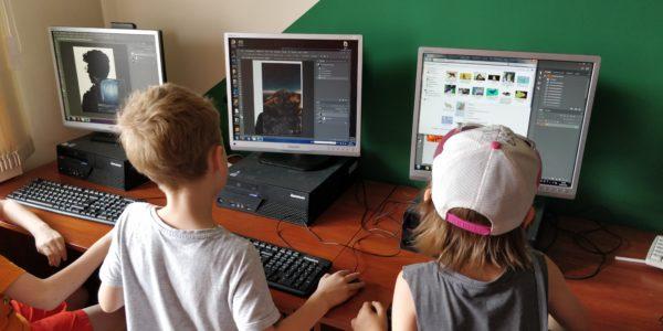 уроки photoshop для детей