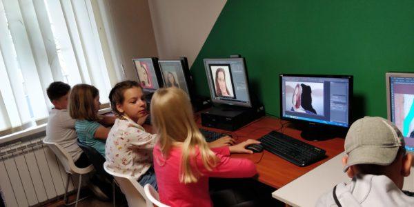 уроки фотошопа для детей