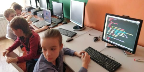 программирование онлайн для детей
