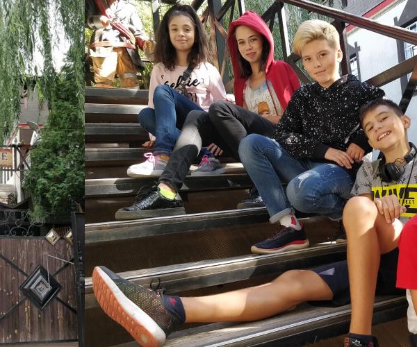 Дитячий літній денний табiр відеоблогерів 2020