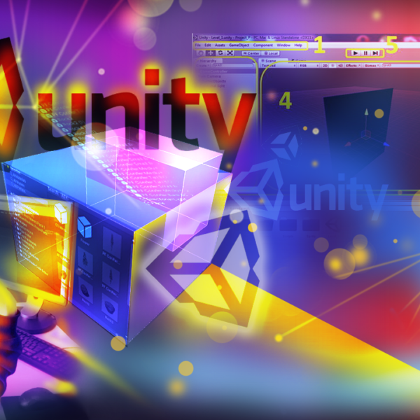 курс розробки ігор на Unity онлайн