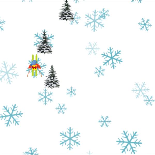 Новорічна гра Santa