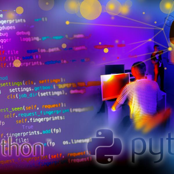 IT курсы для детей программирования Python