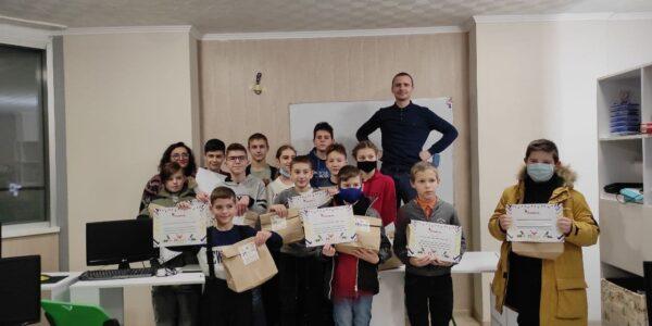 Курс програмування Python для дітей онлайн