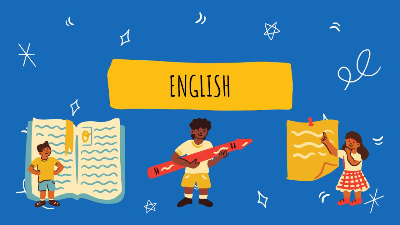 Навчання англійській мові Академмістечко