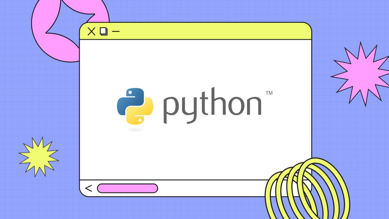 python для создания сайтов