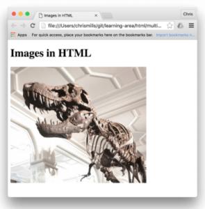 Зображення в HTML
