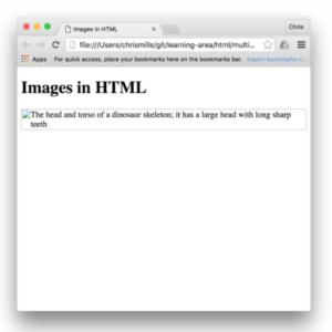 Изображения в HTML